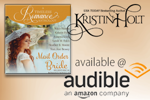 Kristin Holt | Review on Audible - Mail Order Bride Collection, A Timeless Romance Anthology