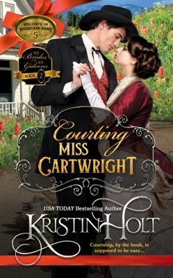 Kristin Holt | New Cover Image: Courting Miss Cartwright