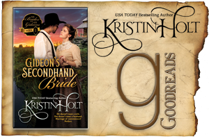 Kristin Holt | Review on Goodreads : Gideon's Secondhand Bride