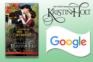 Kristin Holt | Review on Google: Courting Miss Cartwright
