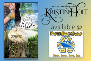 Kristin Holt | Review on PaperBack Swap - The Cowboy Steals a Bride