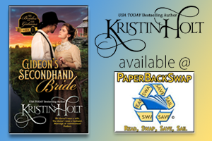 Kristin Holt | Review on PaperBack Swap : Gideon's Secondhand Bride