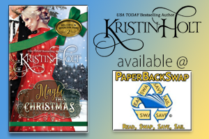 Kristin Holt | Review on PaperBack Swap : Maybe This Christmas