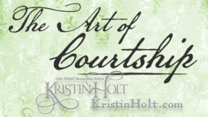 Kristin Holt | The Art of Courtship. Related to The Definition of Love Making was Rated G in the 19th century.