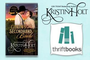 Kristin Holt | Review on ThriftBooks : Gideon's Secondhand Bride