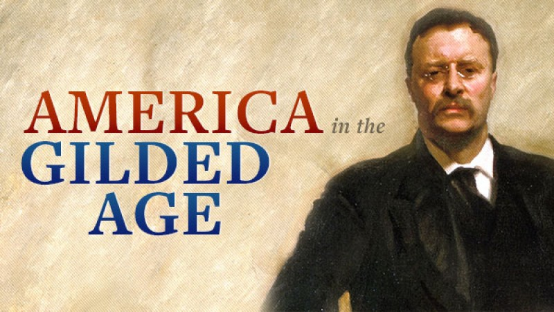 Kristin Holt | AudioBook Review: America in the Gilded Age and Progressive Era by The Great Courses