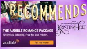 Kristin Holt Recommends Audible Romance Package
