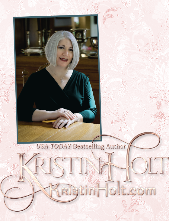 Photograph of Kristin Holt, USA Today Bestselling Author