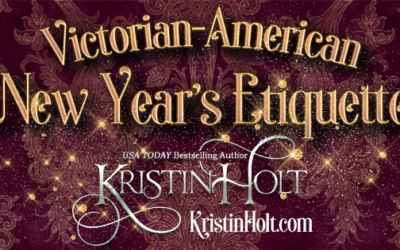 Victorian-American New Year's Etiquette