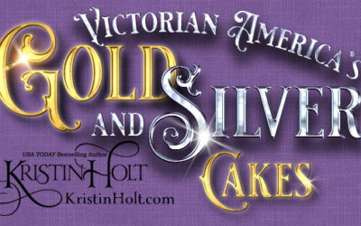 Victorian America's Gold and Silver Cakes