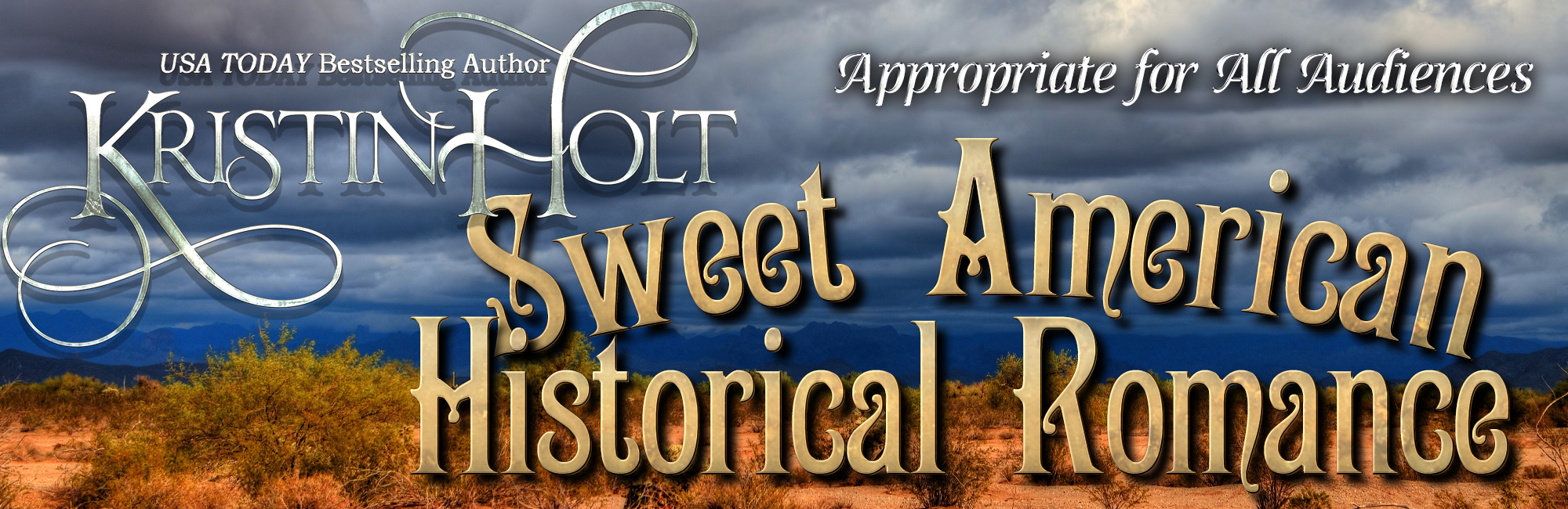 Kristin Holt USA Today Today Bestselling Author of Sweet American Historical Romance