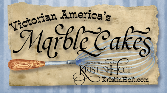 Victorian America's Marble Cakes