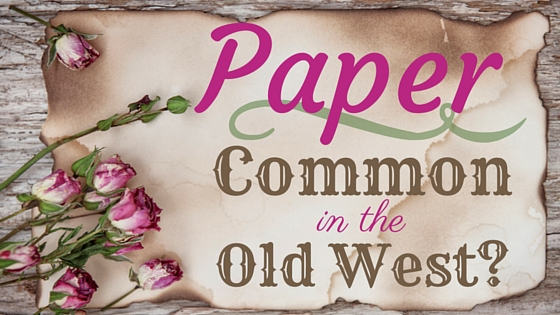 Kristin Holt | Paper: Common in the Old West?