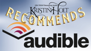 Kristin Holt Recommends Audible