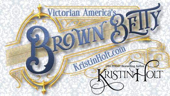 Kristin Holt | Victorian America's Brown Betty