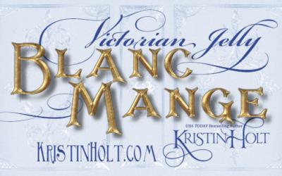 Victorian Jelly: Blanc Mange