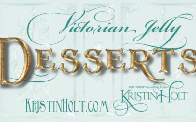 Victorian Jelly: Desserts